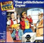 Tims gefährlichster Gegner / TKKG Bd.104 (1 Audio-CD)