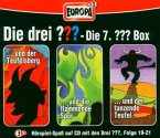 3er Box / Die drei Fragezeichen Bd. 19-21 (3 Audio-CDs)