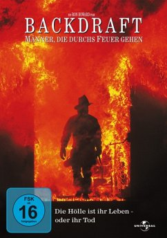 Backdraft - Männer die durchs Feuer gehen - Robert De Niro,William Baldwin,Kurt Russell