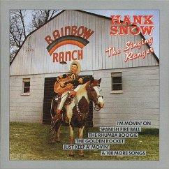 Vol.1,Singing Ranger 4-Cd - Snow,Hank