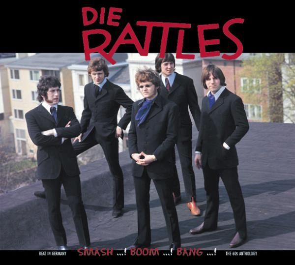 The Rattles CD: Die deutschen Singles A&B (1963-1965), Vol.1 - Bear ...