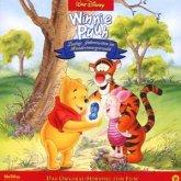 Winnie Puuh. Lustige Jahreszeiten im Hundertmorgenwald. CD