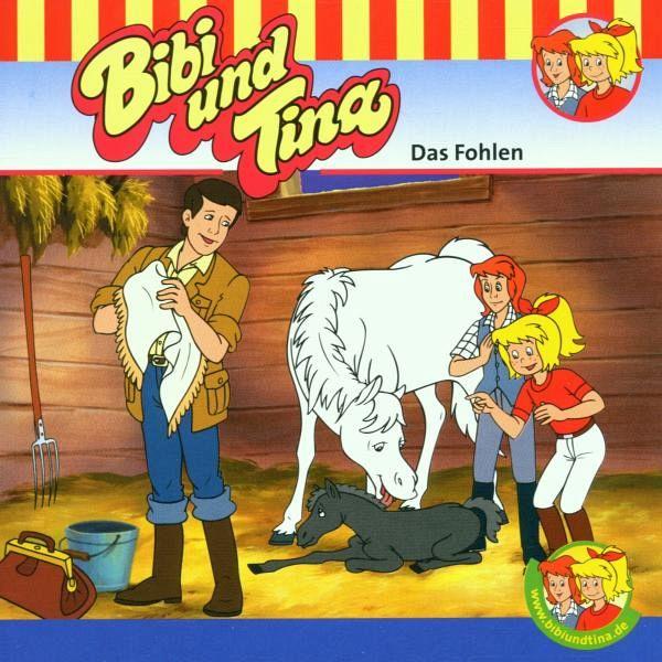 Das Fohlen / Bibi & Tina Bd.1 (1 Audio-CD)
