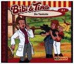 Die Tierärztin / Bibi & Tina Bd.31 (1 Audio-CD)