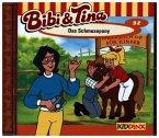 Das Schmusepony / Bibi & Tina Bd.32 (1 Audio-CD)