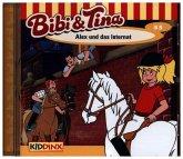 Alex und das Internat / Bibi & Tina Bd.33 (1 Audio-CD)
