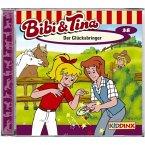 Der Glücksbringer / Bibi & Tina Bd.38 (1 Audio-CD)
