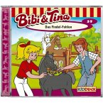 Das Findel-Fohlen / Bibi & Tina Bd.39 (1 Audio-CD)