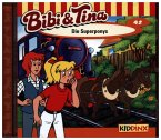 Die Superponys / Bibi & Tina Bd.42 (1 Audio-CD)