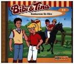 Konkurrenz für Alex / Bibi & Tina Bd.43 (1 Audio-CD)