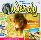 Wendy 39. Rettung fürs Tierheim. CD