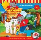 Der Weisse Elefant / Benjamin Blümchen Bd.82 (1 Audio-CD)