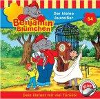 Der kleine Ausreißer / Benjamin Blümchen Bd.84 (1 Audio-CD)