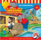 Das Nilpferdbaby / Benjamin Blümchen Bd.86 (1 Audio-CD)