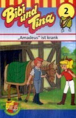 Bibi und Tina 02. Amadeus ist krank. Cassette