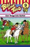 Der fliegende Sattel / Bibi & Tina Bd.9 (Cassette)