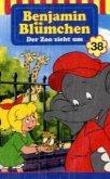 Benjamin Blümchen - Der Zoo zieht um, 1 Cassette