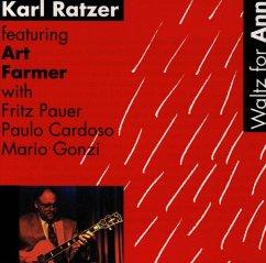 Waltz For Ann - Ratzer,Karl