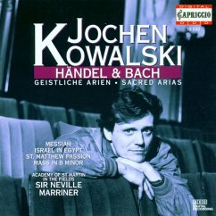 Geistliche Arien - Kowalski,Jochen/Marriner/Amf