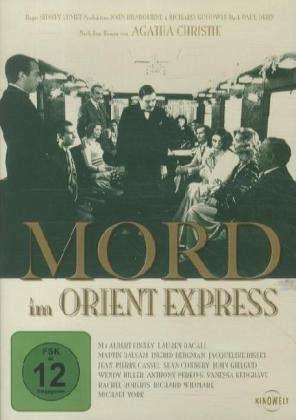 mord im orient express film auf dvd. Black Bedroom Furniture Sets. Home Design Ideas
