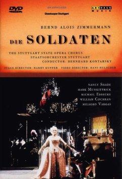 Zimmermann, Bernd Alois - Die Soldaten