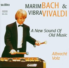 Marimbach & Vibravivaldi-A New Sound Of Old Music - Volz,Albrecht/Ko Pro Vivaldi/Uhle/+