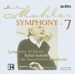 Sinfonie 7 - Kubelik,Rafael/Sobr