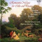 Romantische Musik Für Cello Und Klavier
