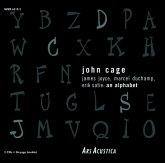 James Joyce/Marcel Duchamp/Erik Satie: An Alph