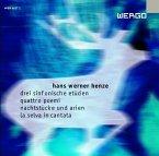 Drei Sinfonische Etuden/Quattro Poemi/Nachtstücke