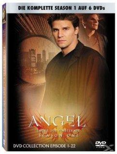 Angel - Jäger der Finsternis - Season 1/1
