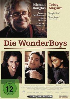 Die Wonder Boys - Michael Douglas/Tobey Maguire