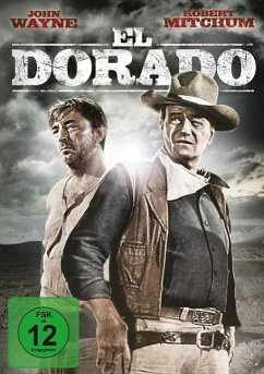 El Dorado - John Wayne,Robert Mitchum,Charlene Holt