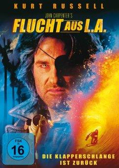 Flucht aus L.A. - Peter Fonda,Stacy Keach,Cliff Robertson