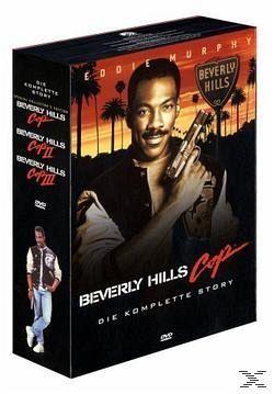 Beverly Hills Cop 1-3 (3 DVDs) - John Ashton,Ronny Cox,Lisa Eilbacher
