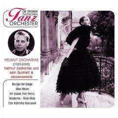 Die Grossen Deutschen Tanzorchester - Helmut Zacharias und sein Quintett