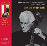 Cellosuiten 1-3 Bwv 1007-1009