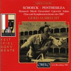 Penthesilea-Oper In Einem Aufzug Op.39