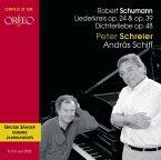 Liederkreis Op.24 Und Op.39/Dichterliebe Op.48