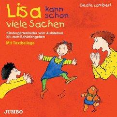 Lisa Kann Schon Viele Sachen - Lambert,Beate
