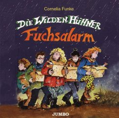 Fuchsalarm / Die Wilden Hühner Bd.3 (CD) - Cornelia Funke