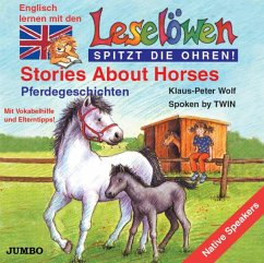 Leselöwen: Stories About Horses - Klaus-Peter Wolf