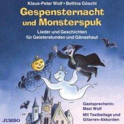 Gespensternacht & Monsterspuk - Wolf, Klaus-Peter; Göschl, Bettina