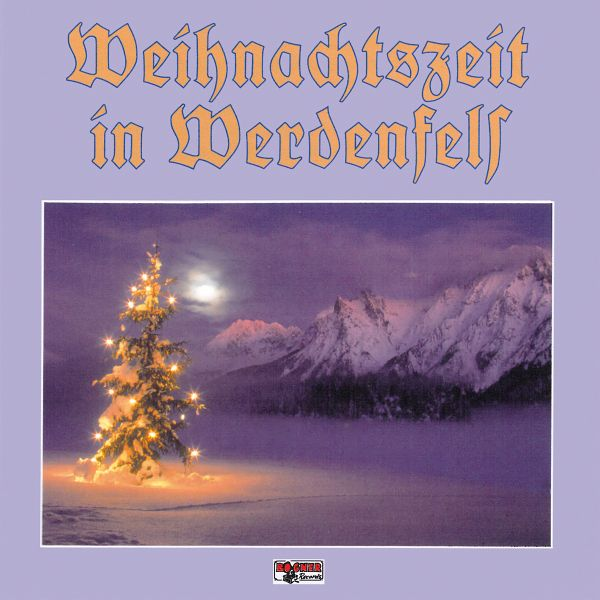 weihnachtszeit in werdenfels auf audio cd portofrei bei b. Black Bedroom Furniture Sets. Home Design Ideas
