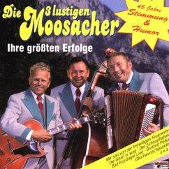 45 Jahre Stimmung Und Humor - 3 Lustigen Moosacher,Die