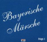 Bayerische Märsche-Folge 1