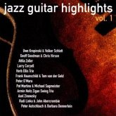 Jazz Guitar Highlights Vol.1