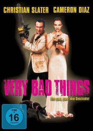 very bad things uncut edition film auf dvd. Black Bedroom Furniture Sets. Home Design Ideas