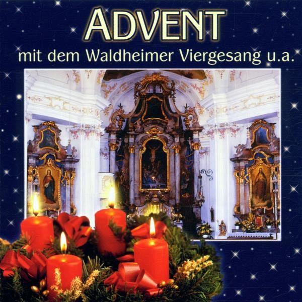 advent von waldheimer viergesang cd. Black Bedroom Furniture Sets. Home Design Ideas