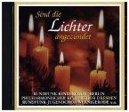 Sind die Lichter angezündet, 1 Audio-CD